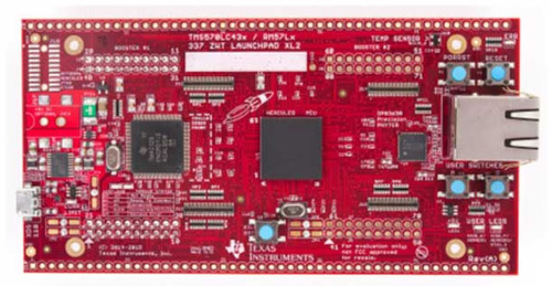 LAUNCHXL2-RM57L - Hercules RM57Lx LaunchPad Development Kit (USB Powered, On-Board JTAG Debugger)