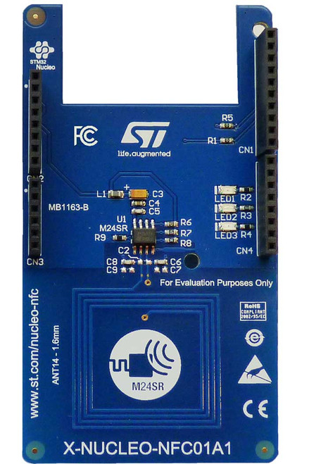 X-NUCLEO-NFC01A1 - Dynamic NFC Tag Expansion Board