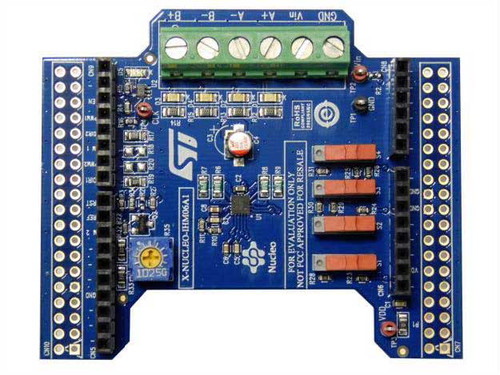 X-NUCLEO-IHM06A1 - Low Voltage Stepper Motor Driver STSPIN220 based Expansion Board