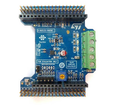 X-NUCLEO-IHM11M1 - Low Voltage 3-phase Brushless DC Motor Driver Expansion Board