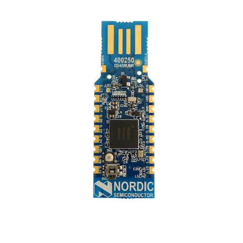 NRF52840-DONGLE - USB Dongle based on nRF52840
