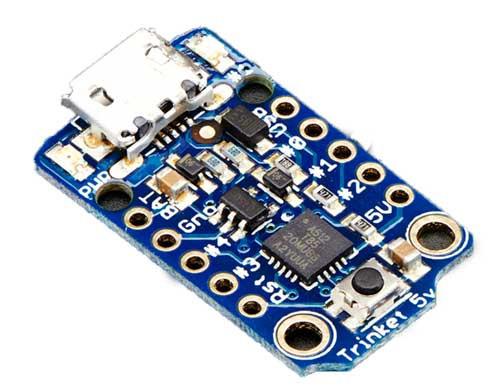 1501 - Trinket-Mini Microcontroller, 5V Logic - Adafruit
