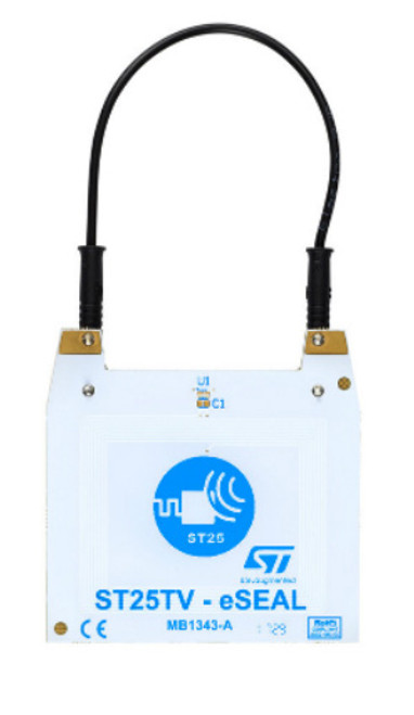 ST25TV-eSEAL - Discovery Board, ST25TV02K NFC - STMicroelectronics