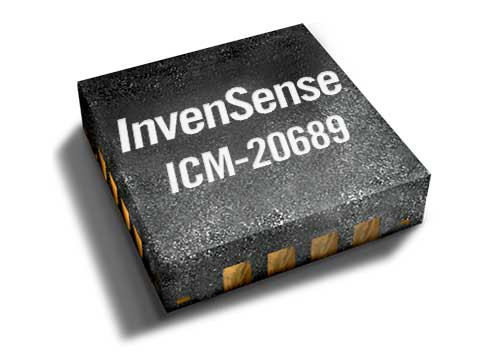 ICM-20689 - 6-axis MEMS MotionTracking device - InvenSense