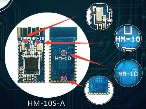 HM-10S-A - Bluetooth 4.0 BLE module - Jinan Huamao technology
