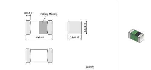 LQG18HN47NJ00D - Multilayer type RF Inductor, 1608(0603) - murata
