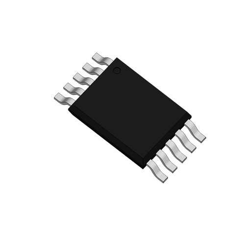 TPS54260DGQR - 3.5-60V Input 2.5A Step-Down Converter Eco-Mode 10-Pin HVSSOP
