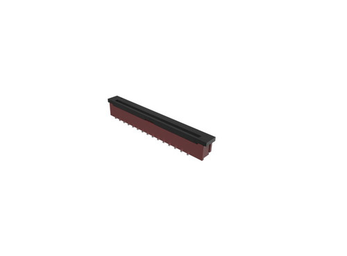 SFW10R-3STE1LF - 10Pin FFC/FPC Connector, 1.00mm Surface Mount, Right Angle - Amphenol FCI