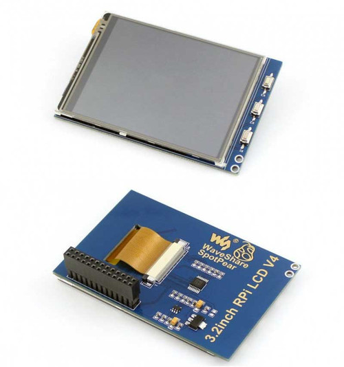 3.2 inch RPi LCD (B), 320×240 - Waveshare