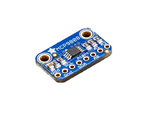 MCP9808 I2C Temperature Sensor Breakout Board - 1782