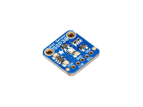 3709 - SGP30 Air Quality Sensor Breakout - VOC and eCO2 - Adafruit
