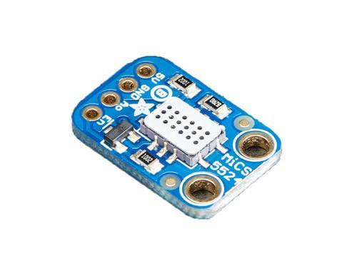 3199 - MiCS5524 CO, Alcohol and VOC Gas Sensor Breakout - Adafruit
