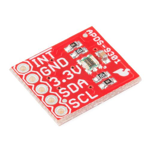SEN-14350 - Ambient Light Sensor Breakout - APDS-9301 - Sparkfun