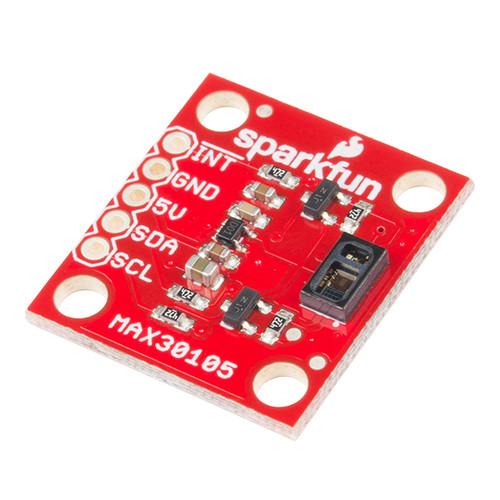 SEN-14045 - Particle Sensor Breakout - MAX30105 - Sparkfun
