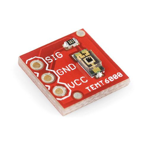 BOB-08688 - Ambient Light Sensor Breakout - TEMT6000 - Sparkfun