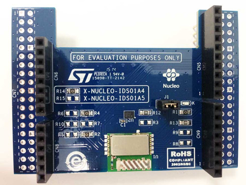 X-NUCLEO-IDS01A4 - Sub-1GHz RF Expansion Board, STM32 Nucleo - STMicroelectronics