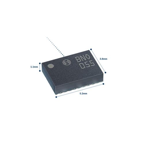 BNO055 9-axis Absolute Orientation Sensor - bosch-sensortec