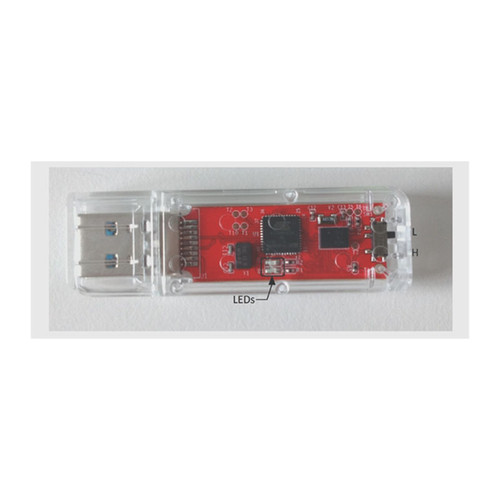 BNO055 USB-STICK - 3-Axis Sensor Evaluation Board (USB Stick) - Bosch Sensortec