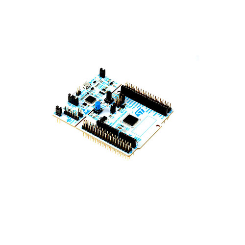 NUCLEO-G070RB - Nucleo-64 development board with STM32G070RB MCU - STMicroelectronics