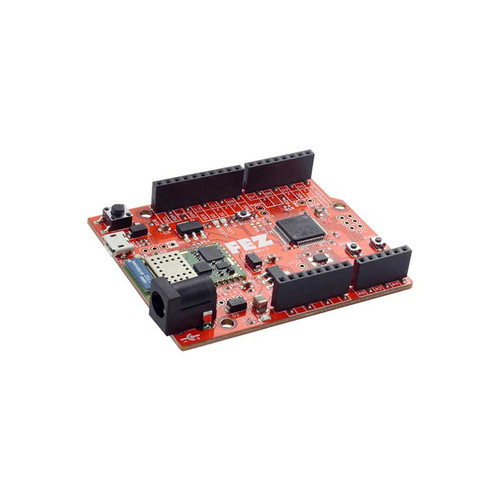 FEZT18-N - STM32F401RET6, Arduino-pinout Compatible IoT Board - GHI Electronics