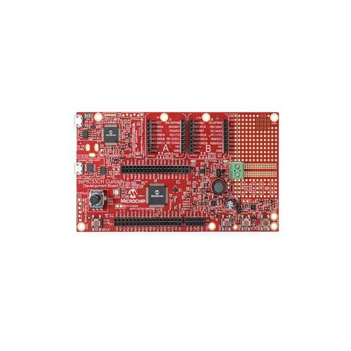 DM330028-2 - dsPIC33CH Curiosity Development Board - Microchip