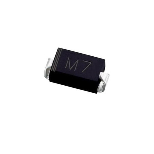 1N4007-M7 - 1000V 1A Rectifier Diode 2Pin SMA DO-214AC