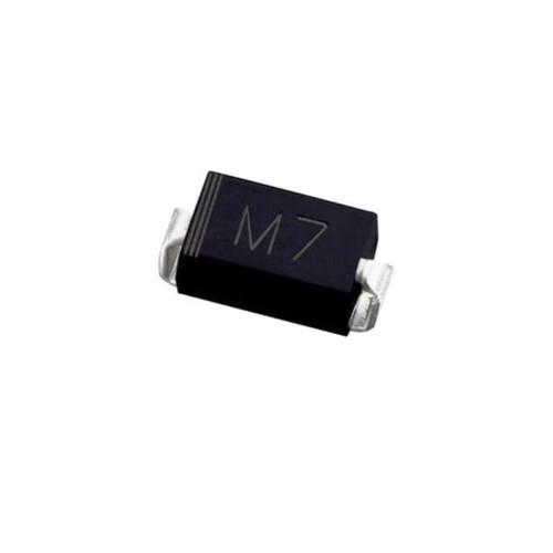 1N4007-M7 - 1000V 1A Rectifier Diode 2Pin SMA DO-214AC