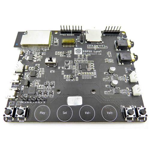 ESP32-LYRAT - ESP32 Audio Development Board - Espressif