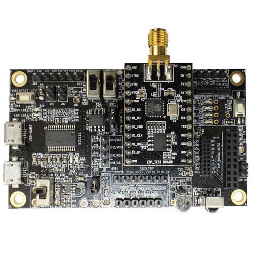 ESP-LAUNCHER - ESP8266EX Development Board, External Sma Antenna - Espressif