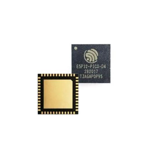 ESP32-PICO-D4 - Wi-Fi, Bluetooth SiP Module, 4MB Flash, Dual-Core MCU - Espressif
