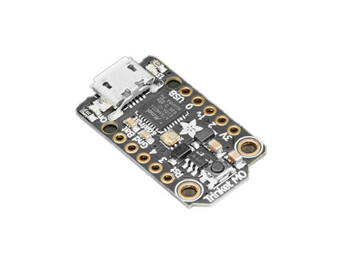 3500 - Trinket M0 - CircuitPython & Arduino IDE - Adafruit