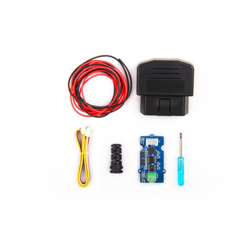OBD-II CAN-BUS Development Kit - Seeedstudio