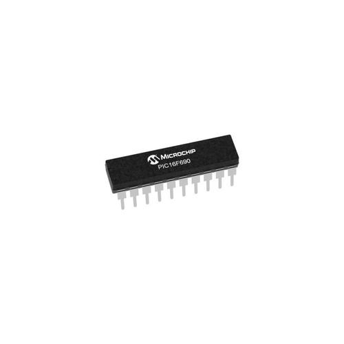 PIC16F690-I/P - PIC 16F 8-Bit 20MHz Microcontroller 7KB FLASH 20-PDIP - Microchip