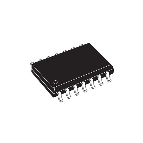 74VHC125MX - Quad Buffer with 3-STATE Outputs 14-SOIC  - ON Semiconductor