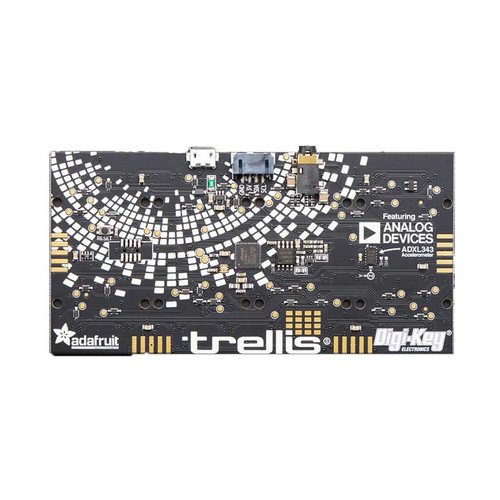 Adafruit NeoTrellis M4 Mainboard - SAMD51 - 3938