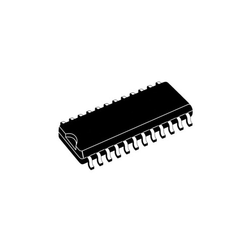 CD74HC4067M96 - 16-channel analog multiplexer/demultiplexer 160Ohm 24-SOIC - Texas Instruments