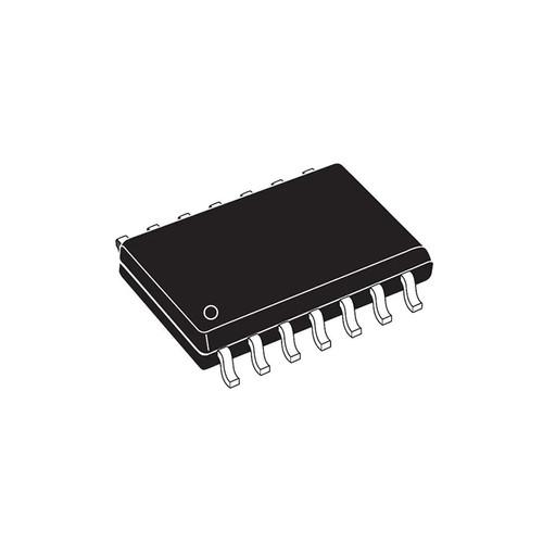 MCP3204T-CI/SL - 2.7V 4-Channel 12-Bit A/D Converters SPI Serial Interface 14SOIC - Microchip