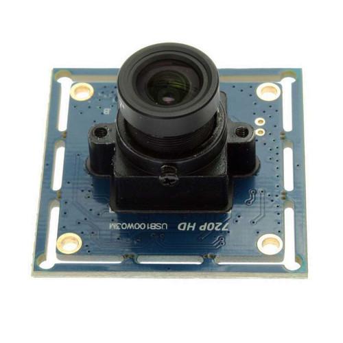 ELP-USB100W03M-L36 - ELP 720P Color CMOS Sensor USB2.0 Camera Module
