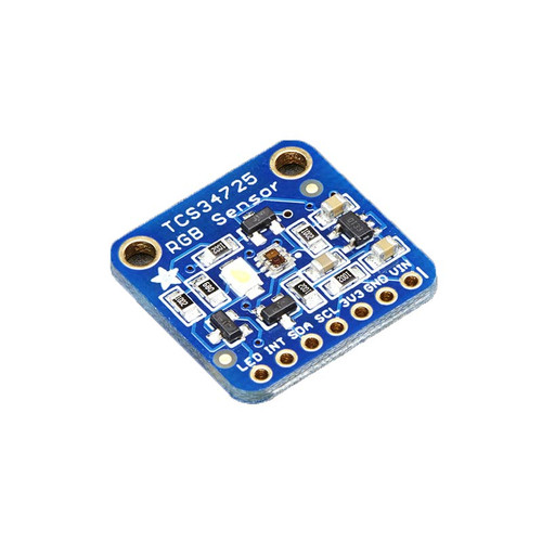 Adafruit RGB Color Sensor with IR filter and White LED - TCS34725