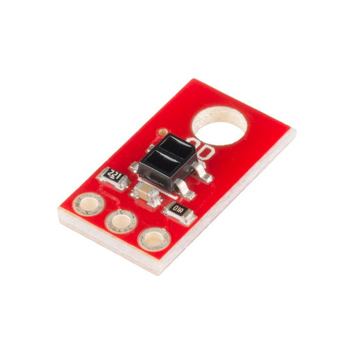 ROB-09454 - Sparkfun Line Sensor Breakout Board - QRE1113 (Digital) - Sparkfun