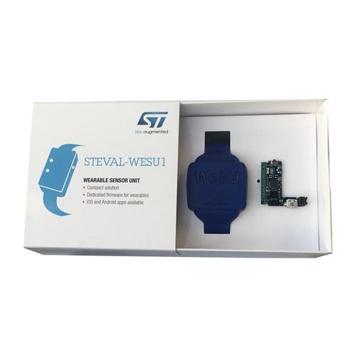 STEVAL-WESU1 - Wearable Sensor Unit Reference Design Evaluation Board - STMicroelectronics