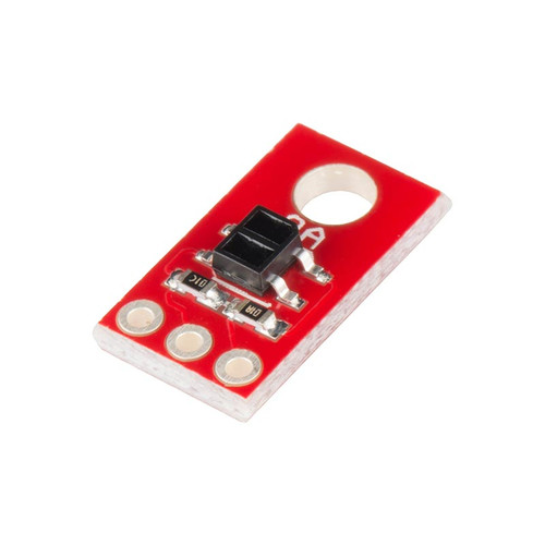 ROB-09453 - Sparkfun Line Sensor Breakout Board - QRE1113 (Analog) - Sparkfun