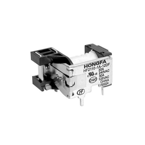 24VDC 1A Miniature High Power Relay 28.4x23.5x15.3mm - HF2110-1A-24D  - Hongfa