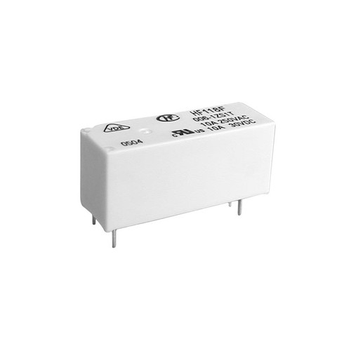 24VDC 1C 3.2mm 1-Pole 8A  Miniature High Power Relay 28.5×10.1×12.5mm - HF118F/024-1Z1T - Hongfa