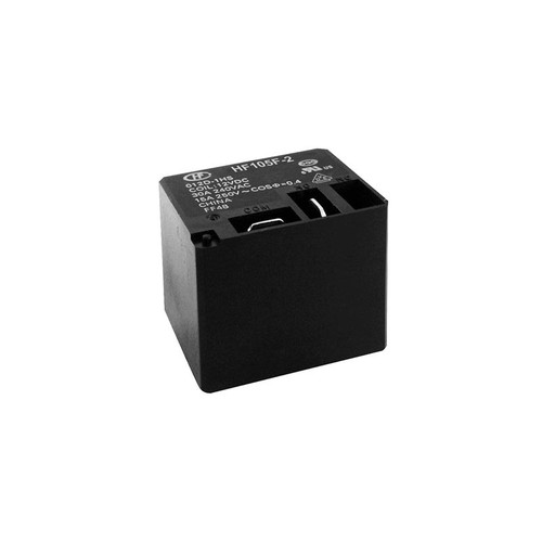 12VDC 2A Miniature High Power Relay 32.4x27.5x27.8mm - HF105F-2/012D-1HST - Hongfa