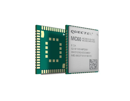 Quectel MC60-E GSM/GPRS/GNSS BT4 0 Evaluation Board (EVB) Kit | Evelta