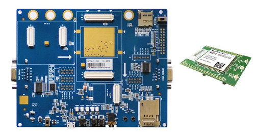 Quectel EC25-AUT LTE Evaluation Board (EVB) Kit