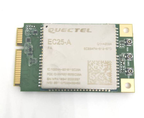 Quectel EC25-E LTE Mini PCIe Module | Evelta