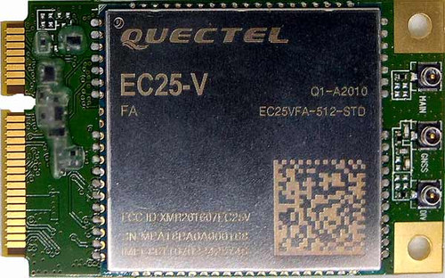 Quectel EC25-E LTE Category 4 Module | Evelta