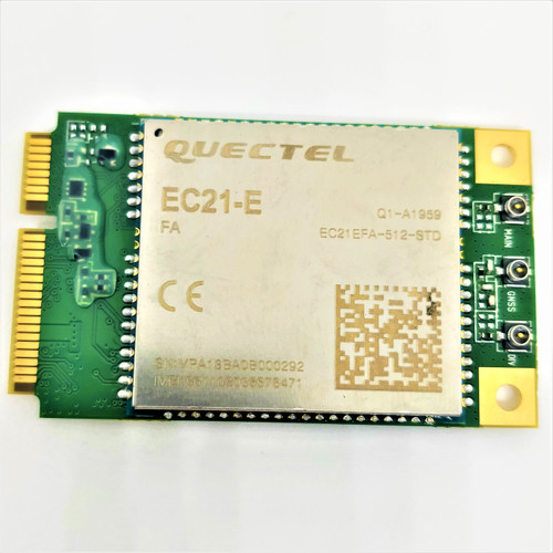 Quectel EC21-E LTE Mini PCIe Module